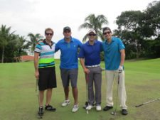 Despedida de soltero de Ricky Mouynes en Vista Mar Golf and Beach Resort