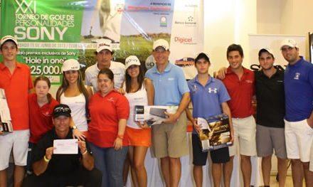Torneo de Golf con Personalidades SONY