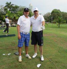 Andrés Montoya y Jorge Sanmiguel - Ganadores del 2do. Lugar