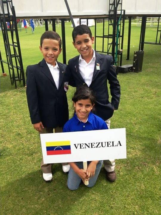 Venezolano Restrepo gana XIII Internacional San Andrés