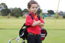 Colombia exporta ropa de golf para niños a USA (cortesía www.larepublica.co)