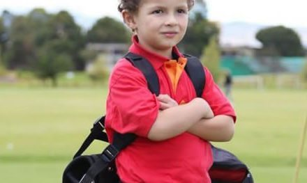 Colombia exporta ropa de golf para niños a USA