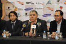 J. A. González & Juan Nutt. Rueda de prensa Abierto VAGC Copa Seguros Pirámide