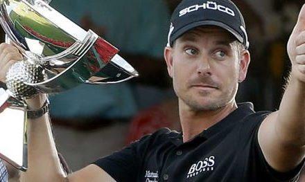 Stenson se apoderó de la Copa FedEx