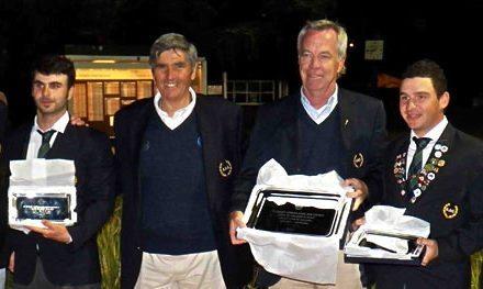 Argentina 1ro y Venezuela 2do 17º Abierto Internacional  Jockey Club Rosario
