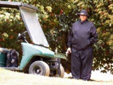 La ley de la vida y golf en regla