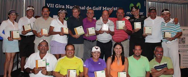 Los mejores swings del 2do Torneo de la VIII Gira Nacional de Golf Telefónica | Movistar