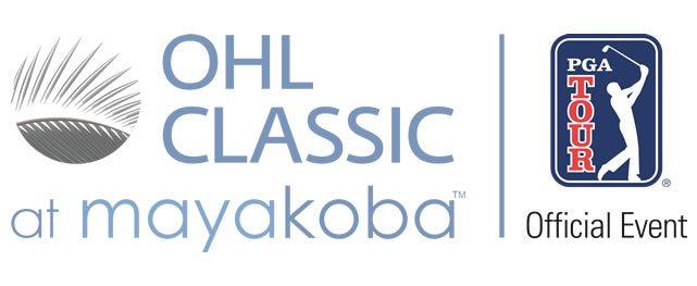 OHL Classic at Mayakoba anuncia a los jugadores mexicanos que participarán en el único evento del PGA Tour en México