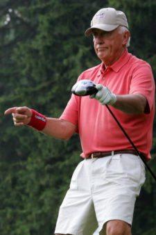 Swing de Golf con Celebridades del Béisbol