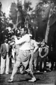 Babe Ruth (cortesía mvgazette.com)