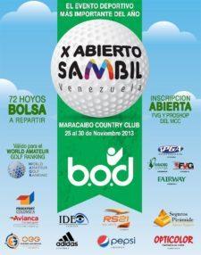 X Abierto Sambil 2013