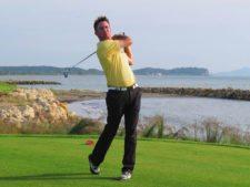 Aníbal Cannales - Profesional de Golf del Circuito en Karibana Golf Club, Cartagena, Colombia