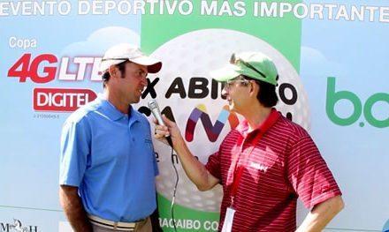 Entrevista a Gustavo Hernández en el marco del X Abierto Sambil