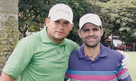 José Daniel Ortega y Juan Carlos Tavares Ganadores de la Copa Marriott