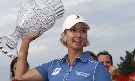 La Más Exitosa Profesional de Golf Australiana