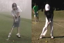 ¿Largos o Cortos, qué es mejor para el niño golfista?