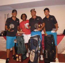 1er Neto: Arjona Juan, García Miguel, García Ian