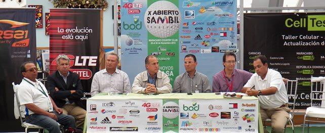 Nuevo campeón nacional retará  a los mejores golfistas del país