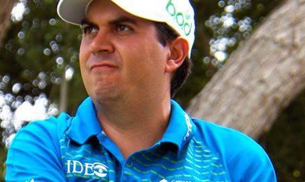 Otto Solís pasó a comandar el X Abierto Sambil de golf
