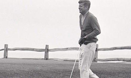 Último Swing de Kennedy
