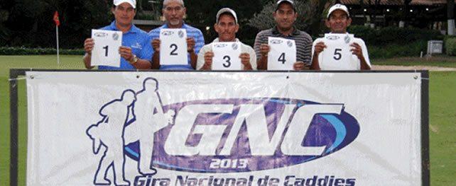 Alexander Reque Gana la Final y conquista el ranking de Caddies 2013