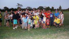 Clínica de Golf en el marco del III Torneo Fundación Jhonattan Vegas 2013