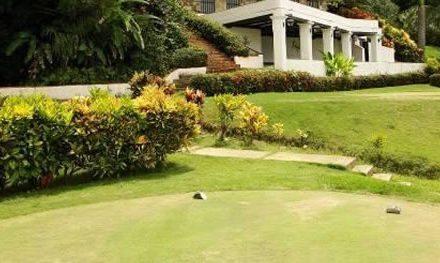 Cuento y recuento del golf en Caraballeda
