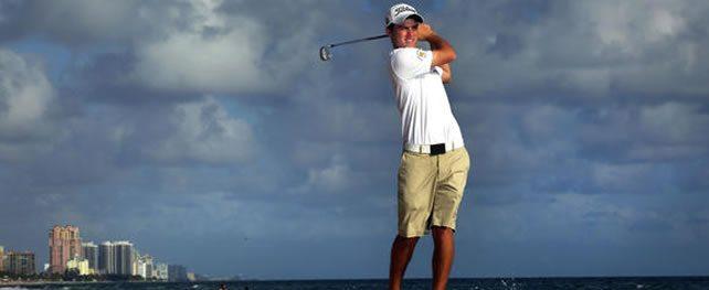 Jorge García nombrado Golfista Juvenil del Año 2013