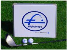 La Tecnología y el Golf, FlightScope
