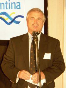 Mark Lawrie (Director Ejecutivo-AAG)
