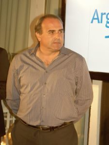 Ángel Pato Cabrera