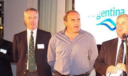 Medios Especializados de Golf cubriendo el 108º Visa Open de Argentina