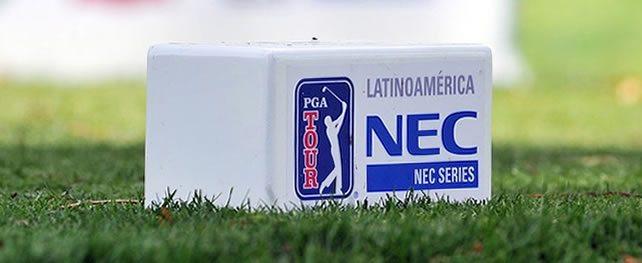 NEC Series-PGA TOUR Latinoamérica anuncia su calendario 2014