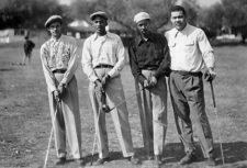 Bill Spiller & Joe Louis )(derecha) (cortesía www.golfdigest.com)