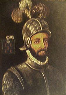 El Madrileño Pedro de Heredia