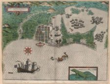 Sir Francis Drake en Cartagena