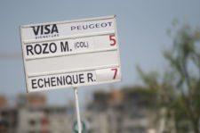 Colombiano Rozo ganó como los grandes el 108º Visa Open de Argentina