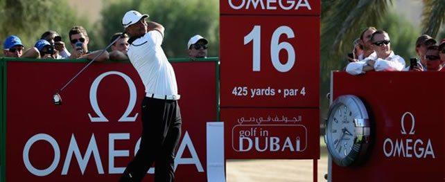Dubai Champions Challenge: Woods remata en el octavo lugar y Cóceres termina décimo
