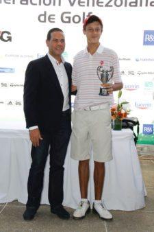 Campeón Juvenil Alejandro Restrepo (GCC) (Foto.FVG/Wal)