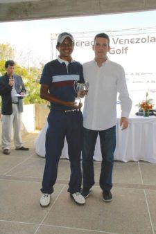 Campeón PreJuvenil Luís Martínez (Foto.FVG/Wal)