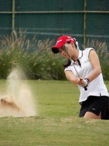Campeona Ma A. Barreto (Foto Fairway)