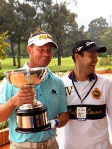 Alex Cejka ganó en apertura del Web.com en Colombia