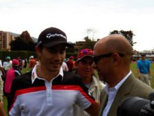 Camilo Villegas hizo brillar apertura del Pacific Colombia Championship