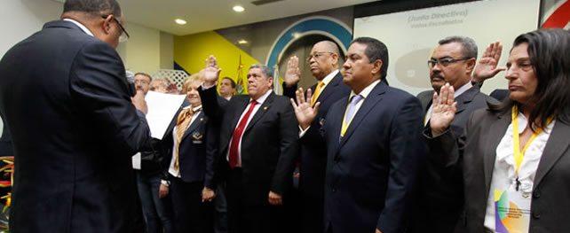 FVG ejerce su Voto por 1ra vez al COV