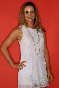 Beatriz Recari en fiesta HSBC Women Champions-Fairway