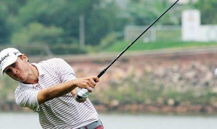 Mazziotta el primer líder del 67º Arturo Calle Colombian Open