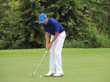 """Raúl Carbonell, """"Mi mejor experiencia amateur es simplemente JUGAR Golf"""" (cortesía de Raúl Carbonell)"""