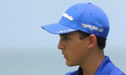 """""""Mi mejor experiencia amateur es simplemente JUGAR Golf"""""""
