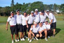 Equipo Campeón de Caballeros - Panamá