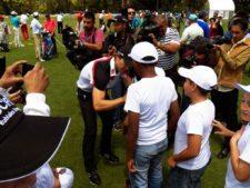 Un día especial para el Pacific Colombia Championship